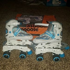Mongoose switcher roller skates and roller blades